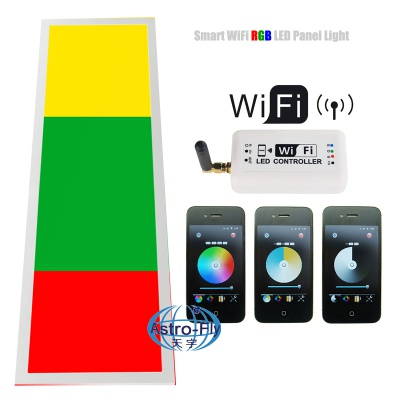 Smart WiFi RGB LED Panel Light