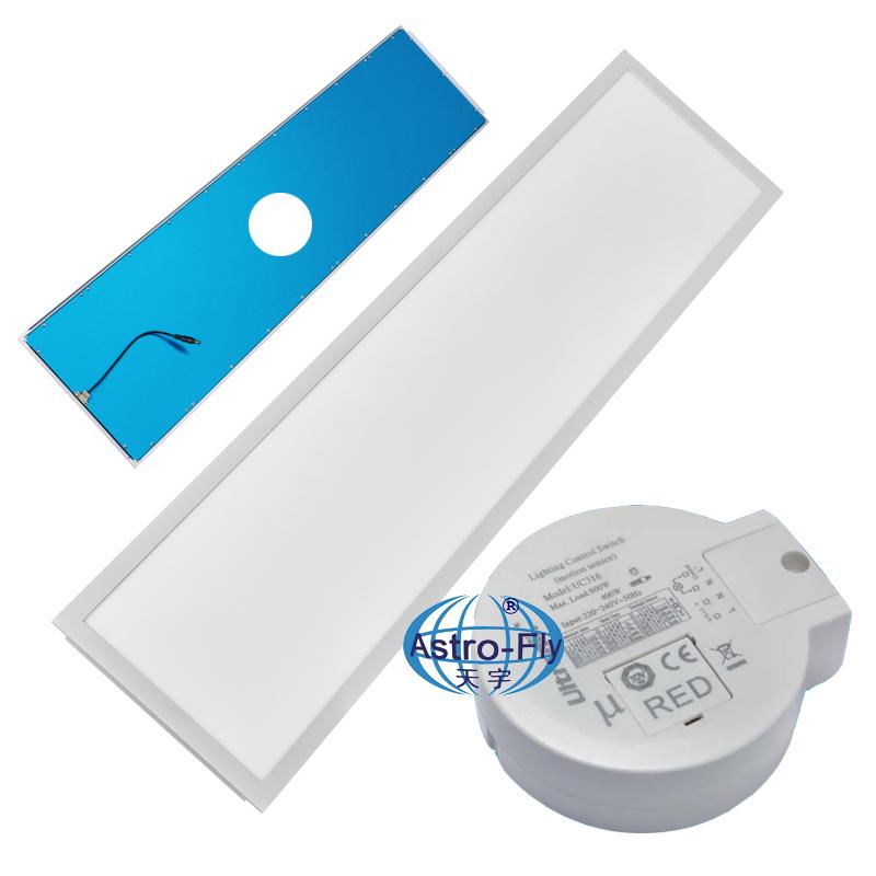 Microwave Sensor Panel Light