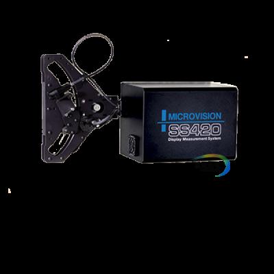 MicrovisionSS420可视角测试仪-显示屏视角分析仪