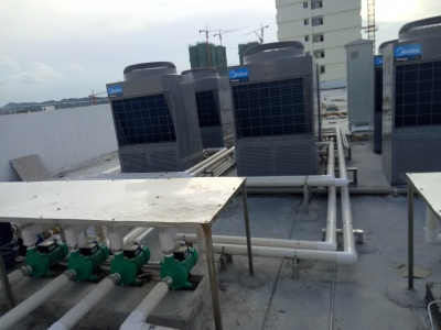 空气能热水工程