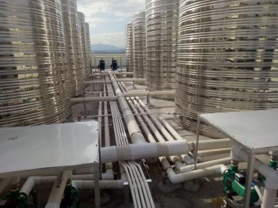 太阳能板 水箱
