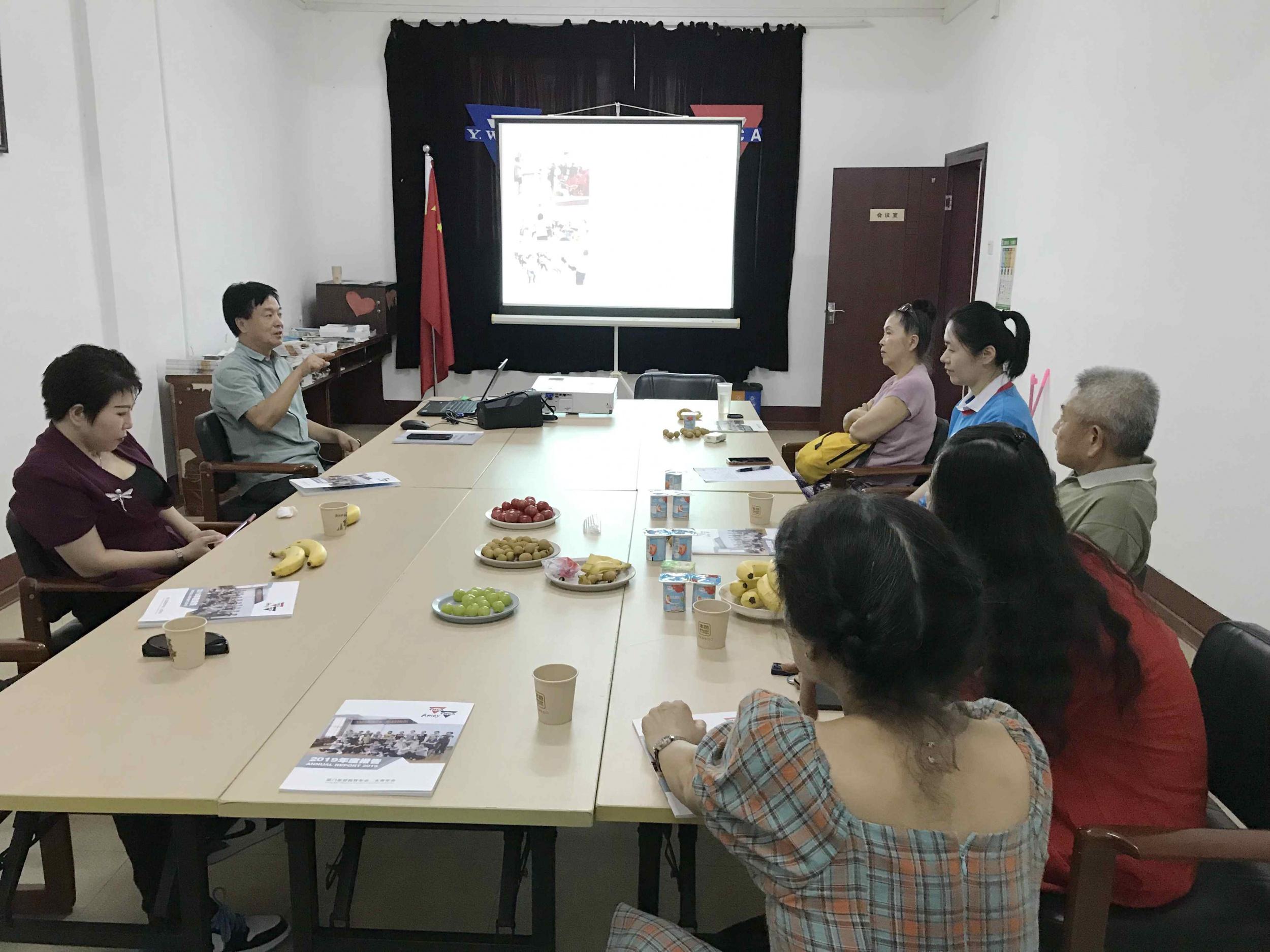 会员代表事工研讨分享会