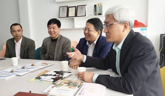 中华YMCA全国协会领导莅会考察...