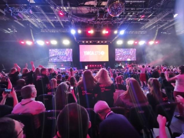 YMCA175 伦敦纪念大会国际...