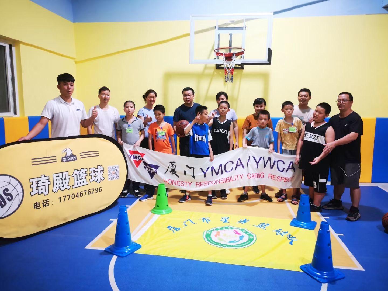 星光篮球队训练营第四期火热开营
