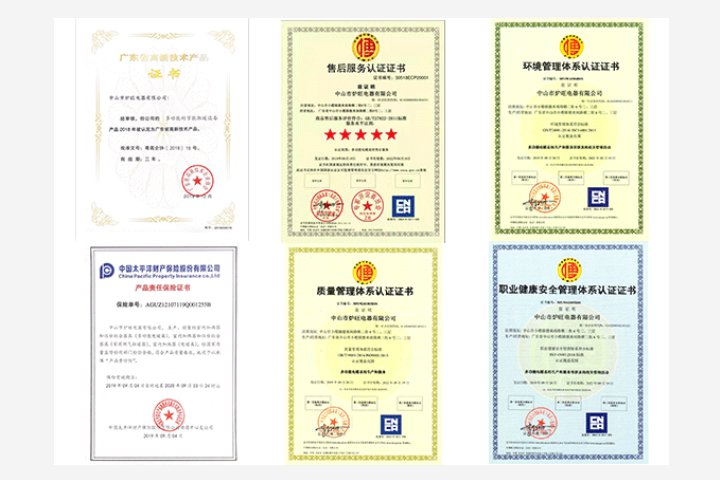 4.榮譽證書