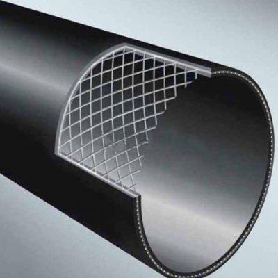 钢丝网骨架塑料复合管焊接过程及步骤
