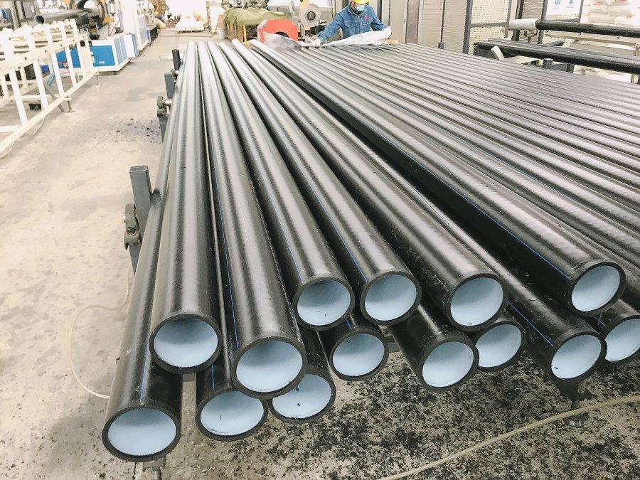 钢丝网骨架聚乙烯复合管应该如何清洗