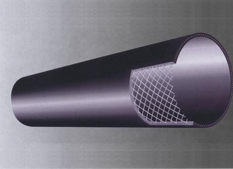 钢丝网骨架复合管的检查和存放