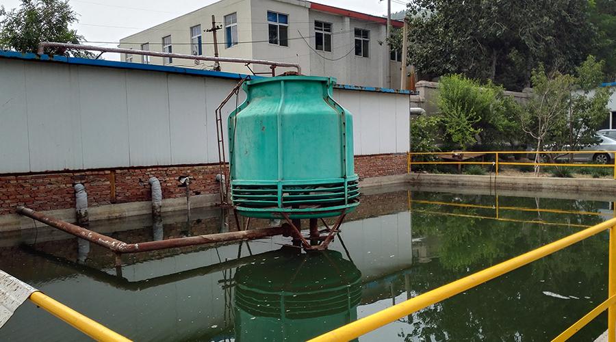 污水处理池