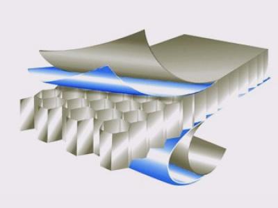 蜂窝铝板用双组份聚氨酯粘合剂(DF-2121)