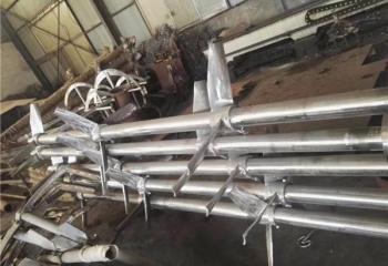 不锈钢搅拌器(顶入式)