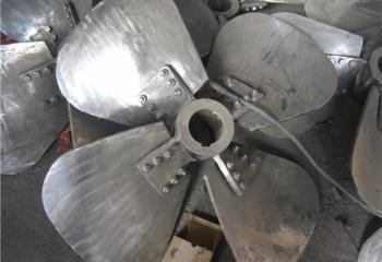 螺旋顶入式搅拌器