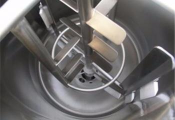 挂壁搅拌顶入式搅拌器