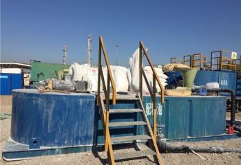 石油頂入式攪拌器