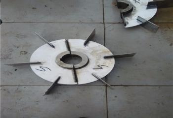 六葉圓盤立式攪拌器