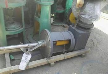 脫硫側入式攪拌器設備