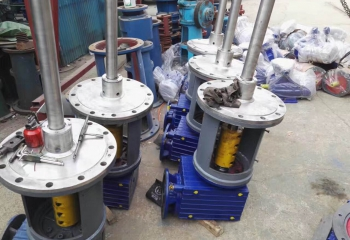 吸收塔侧入式搅拌器