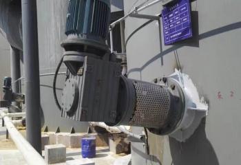 7.5kw側入式攪拌器