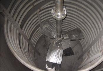 三宽叶节能搅拌器