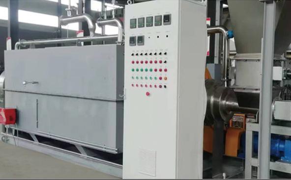 低温裂解处理设备