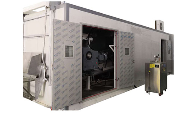 医疗废物微波消毒处理系统