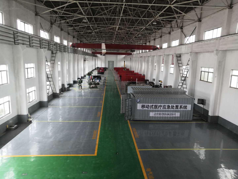 京恒巨邦科技园正式启用