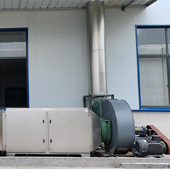 医疗废气处理系统