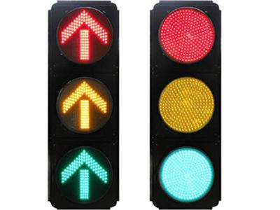 交通信号灯视觉结构和心理反应