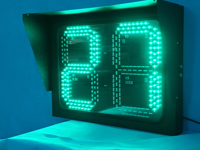 交通信号灯灯杆定期维护的意义
