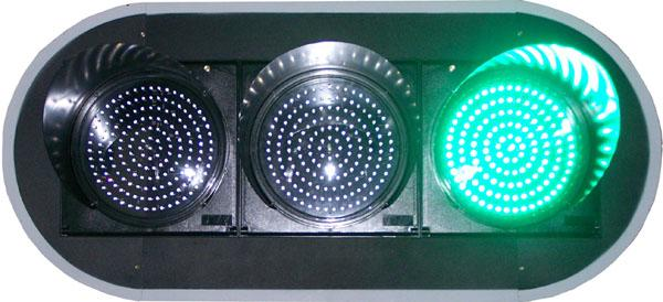 信号灯视觉结构