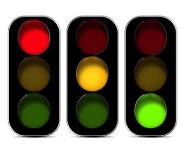 如何确定交通信号灯的时长?