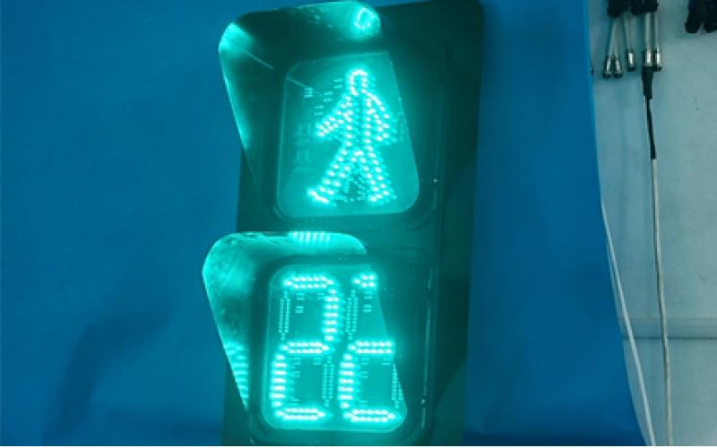 方门数显人行信号灯