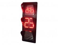 双8数显非机动车信号灯