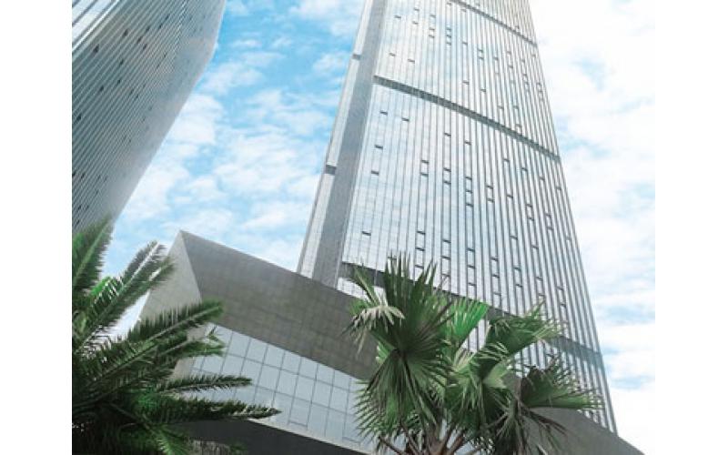 深圳5A超高層辦公樓