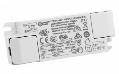 欧规外置单电压高PF系列