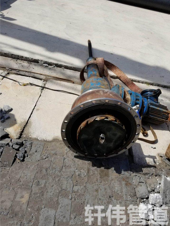 管道带压开孔施工时有哪些保护措施呢