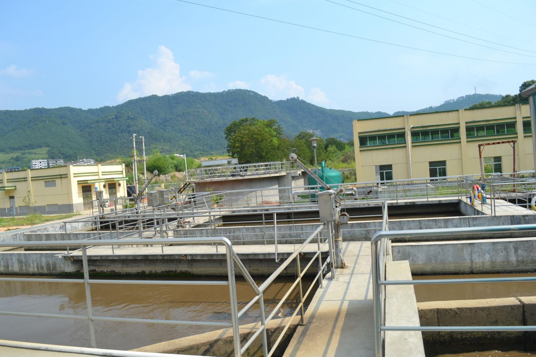宁德财政干部培训中心污水处理工程