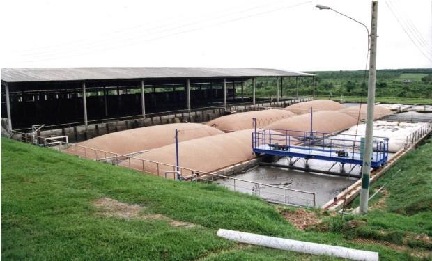 温氏集团南靖猪厂养猪废水处理工程