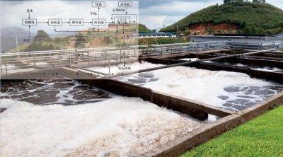 温氏漳州芦溪猪场污水处理站