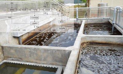 红河卷烟厂废水处理站