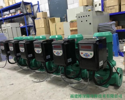 福建一体式变频水泵