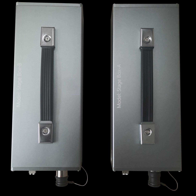 远程供电箱
