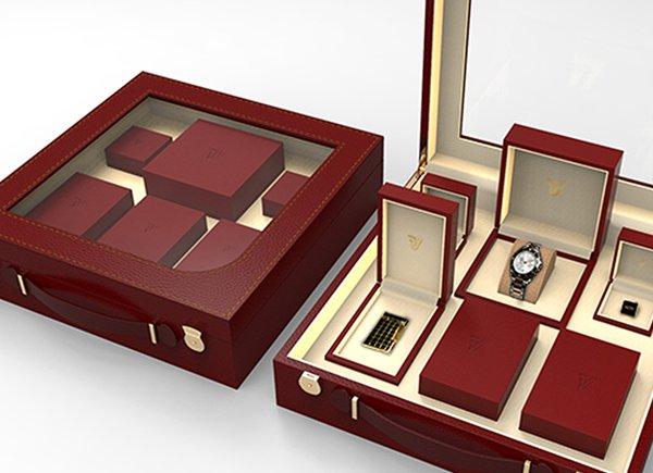 我们专业定制各类胶盒,皮盒,纸盒,木盒,手工包料盒,展示道具,布袋纸袋等各类精美包装