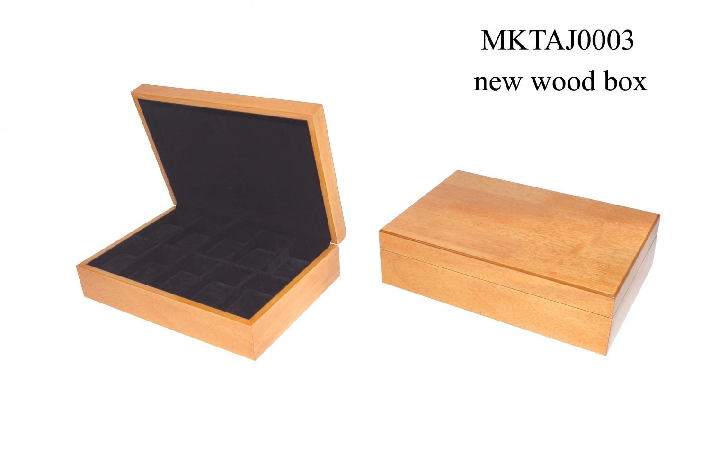 高档手表盒木盒款式4