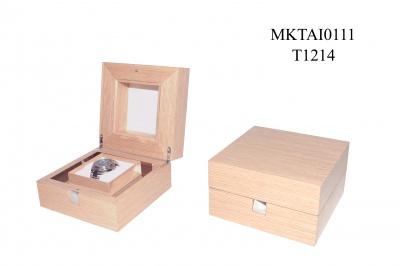 高档手表盒木盒款式6