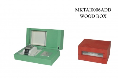 高档手表盒木盒款式2