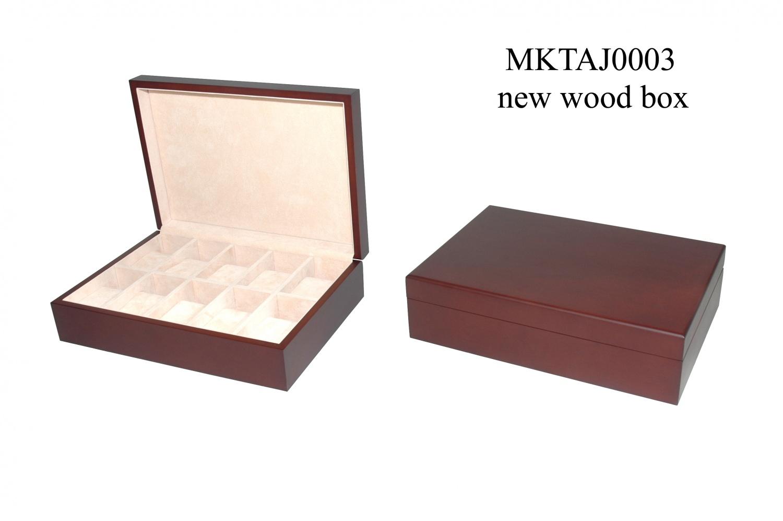 高档手表盒木盒款式3