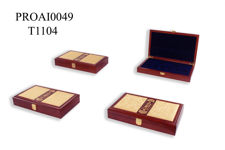 木盒钱币类4