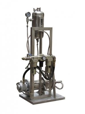 气动管线式乳化泵